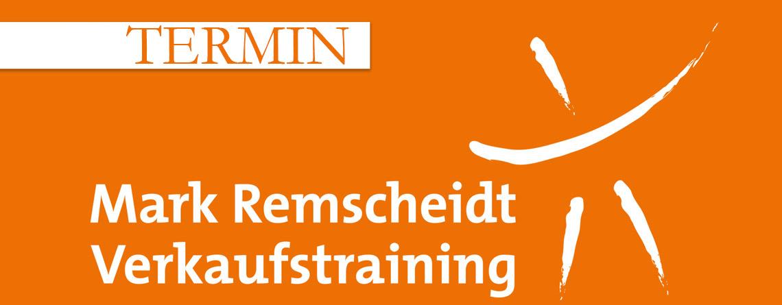 Mark Remscheidt Verkaufstraining